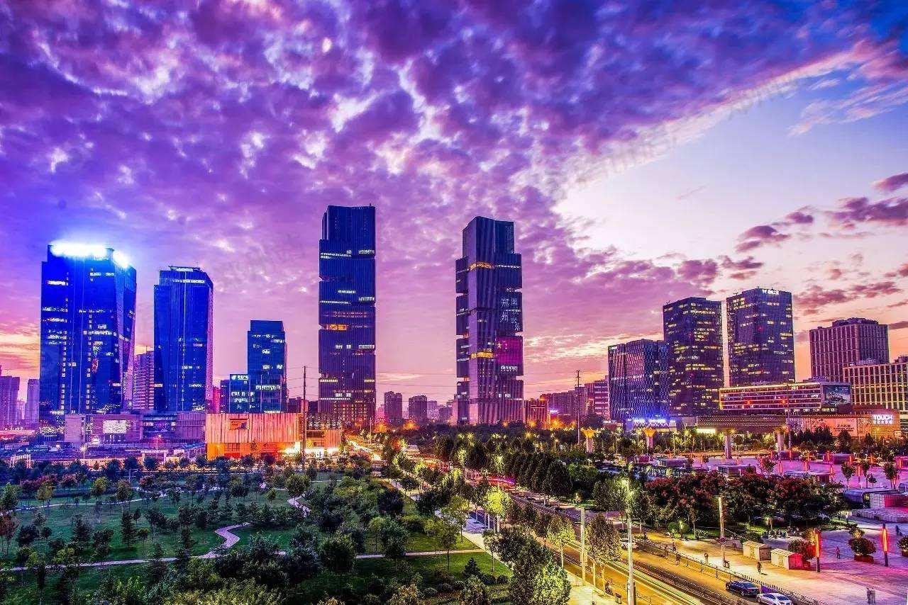 你见过凌晨两点的郑州吗?